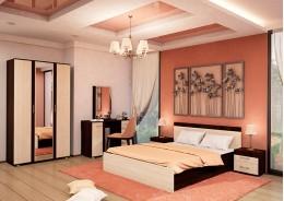 Модульная спальня Анна