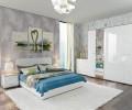 Модульная спальня Анна MDF