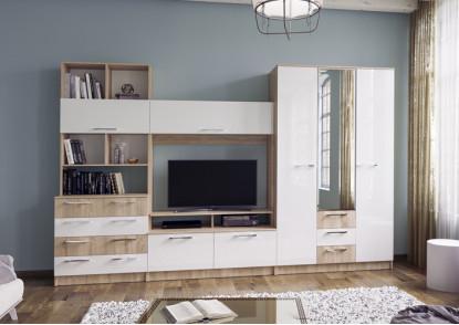 Мебель для гостиной вариант №11