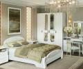 Модульная спальня Калипсо MDF